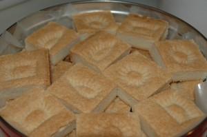 Grandma Leona's Shortbread